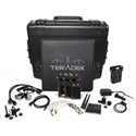 Teradek 10-0995-2V Bolt Pro 3000 Deluxe Wireless Video Tx & Dual Rx Set with 3000 Foot Range - V-Mount SDI/HDMI
