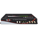 Thor Fiber H-2ADHD-QAM-IPLL 2-Channel HDMI/YpPbr/Composite to QAM & ATSC Encoder Modulator w/Low Latency & IPTV Streamer