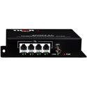 Thor F-4TEL Fiber Optic to RJ11 Telephone Media Converter
