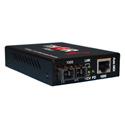 Thor Fiber F-GET-TR-MM Gigabit Ethernet 1000Mbs to Fiber Converter for Multimode Fiber
