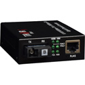 Thor Fiber F-GET-TRS-B Enhanced 10/100/100Base-T to 1000 Base-FX Single Fiber Media Converter - Receiver