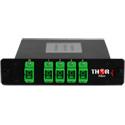 Thor F-PLC-1x4-LGX 1x4 Compact LGX Fiber Optic Splitter -Optical Couplers