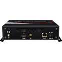 Thor Fiber H-HDMI-CC-RF Networked HDMI HD Video to Coax Digital RF Modulator with Closed Captioning