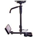Tiffen/Steadicam A-HDABNN Aero Camera Stabilizer Sled with Anton Bauer Mount & 7-Inch 3G-HD/HDMI Monitor
