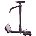 Tiffen/Steadicam A-HDVLNN Aero Camera Stabilizer Sled with V-Mount Sled & 7-Inch 3G-HD/HDMI Monitor