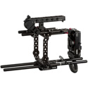 Tilta ESR-T06-A-AB Arri Alexa Mini Camera Rig with AB-Mount Power Distributor