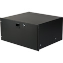 TecNec 5RU Rack Drawer With Key Lock