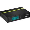 TRENDnet TPE-TG80G 8-Port Gigabit GREENnet PoEplus Switch 8 Ports - 10/100/1000Base-T - Twisted Pair - Gigabit Ethernet
