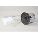 TOA F-122CU2 Full-Range Processed Ceiling Speaker - Sold as Each - B-Stock