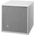 TOA FB-120B 12 Inch 600W 8 Ohm Subwoofer - White
