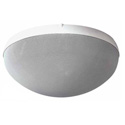 TOA H-2 EX Interior Design Speaker - 2-Way Dome-Shaped Wall/Ceiling-Mount 12 W - 70.7/100 V Transformer - Paintable