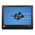 ToteVision LED-1214HDT 12 Inch Commercial-Grade TV/Monitor