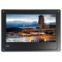 ToteVision LED-1562HDLX Flush-mounted 15.6 Inch Monitor with No Front Controls