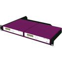 Miranda 1RU Tray for up to Two HD-Bridge or DVI-RAMP2
