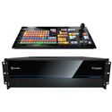 Newtek TC1PBDL TriCaster TC1 PLUS Bundle (TriCaster TC1 R3 and TC1SP)