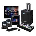 Newtek TCMAPTZB1 TriCaster Mini HD-4i Advanced with 2 PTZ NDI Cameras Bundle