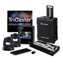 Newtek TCMAPTZB2 TriCaster Mini HD-4SDI Advanced with 2 PTZ NDI Cameras Bundle