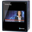 NewTek TriCaster Mini HD-4 SDI EDU with Integrated Display and 2 Internal Drives - Inlcudes LiveText 2.5 and VSE 2.5