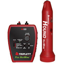 Triplett 3388 Fox & Hound Hotwire Live Wire Tone and Probe Kit