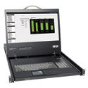 Tripp Lite B021-000-19 Rackmount Console with 19 Inch LCD