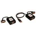 Tripp Lite B130-101-U VGA Over Cat5 USB-Powered Extender Kit