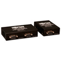 Tripp Lite B130-101A-2 VGA & Audio Over Cat5 Extender Kit