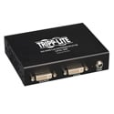 Tripp Lite B140-004 4-Port DVI over Cat5/Cat6 Extender Splitter Video Transmitter 1920x1080 at 60Hz Up to 200 Feet