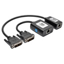 Tripp Lite B140-101X-U DVI over Cat5/6 Active Extender Kit Transmitter/Receiver for Video - 60 Hz 1080p Up to 125 Feet