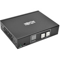 Tripp Lite B160-100-HDS HDMI A/V with RS-232 Serial - IR Control over IP Extender Receiver 1080p 60hz