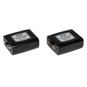 Tripp Lite B165-101 Serial over Cat5/Cat6 RS232 Extender Transmitter and Receiver Up to 3280 Feet (1000m)