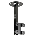Tripp Lite DCTM Full Motion Ceiling Mount for 10 Inch to 37 Inch TVs and Monitors