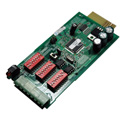 Tripp Lite MODBUSCARD MODBUS Management Accessory Card for UPS Remote Monitoring and Control