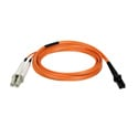 Tripp Lite N314-02M Duplex Multimode 62.5/125 Fiber Patch Cable (MTRJ/LC) 6 Feet