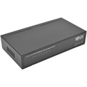 Tripp Lite NG5 5-Port 10/100/1000 Mbps Desktop Gigabit Ethernet Unmanaged Switch - Metal Housing
