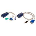 Tripp Lite ODT23010 Minicom Mini KVM Console Switch Extender USB Kit TAA GSA