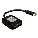 Tripp Lite P134-06N-VGA DisplayPort Male to VGA Female Adapter