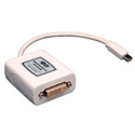 Tripp Lite P137-06N-DVI Mini Displayport Male to DVI-I Single Link Female - 6in