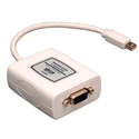 Tripp Lite P137-06N-VGA Mini Displayport Male to VGA Female Cable - 6in