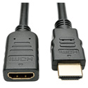 Tripp Lite P569-006-MF High-Speed HDMI Extension Cable - Ethernet and Digital Video/Audio Ultra HD 4K x 2K (M/F) 6 Feet
