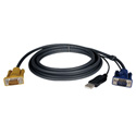 Tripp Lite P776-010 USB Cable Kit for B020 and B022 series KVM Switches - 10 Foot