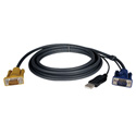 Tripp Lite P776-019 KVM USB Cable Kit for B020/B022 Series Switches - 19 Foot
