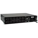 Tripp Lite PDUMH30AT PDU Metered ATS 120V 30A 24 5-15/20R 1 L5-30R L5-30P 2URM