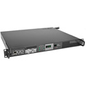 Tripp Lite PDUMNH20HVAT 3.3/3.8kW Single-Phase 208/240V ATS/Monitored PDU L6-20R Outlet 2 L6-20P Inputs 1U Rackmount