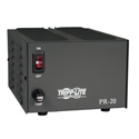 Tripp Lite PR20 DC Power Supply 120VAC Input to 13.8VDC Output for 60 Watt Transmitters 20-amps