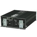 Tripp Lite PV3000GFCI Heavy Duty Inverter 3000W 12V DC to AC 120V 5-15R GFCI 4 Outlet
