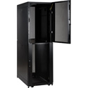 Tripp Lite SR48UBCL 48U Rack Enclosure Server Cabinet Co-Location w/Doors & Side