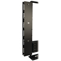 Tripp Lite SRCABLEVRT12 Open Frame Rack 6ft Vertical Cable Manager 12in Wide