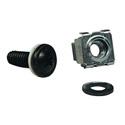 Tripp Lite SRCAGENUTS Rack Enclosure Cabinet Square Hole Hardware Kit Screws/ Washers