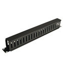 Tripp Lite SRCABLEDUCT1U Rack Enclosure Horizontal Cable Manager (finger duct) 1URM