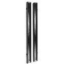 Tripp Lite SRCABLEDUCTVRT Rack Enclosure Cabinet 6ft VRT Cable Manager Dbl Finger Duct